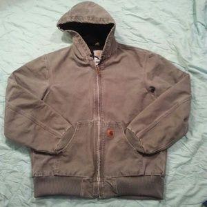 Carhartt Insulated J160 SAG Medium Jacket!